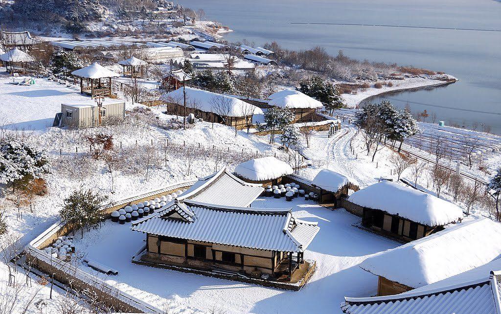 Đảo Jeju vào mùa đông - Một trong 05 địa điểm nổi tiếng ở Hàn Quốc