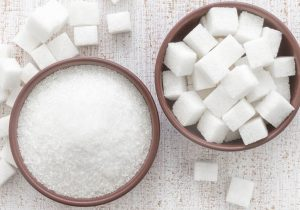 Các sản phẩm chứa nhiều đường không có lợi cho sức khỏe và làn da của bạn