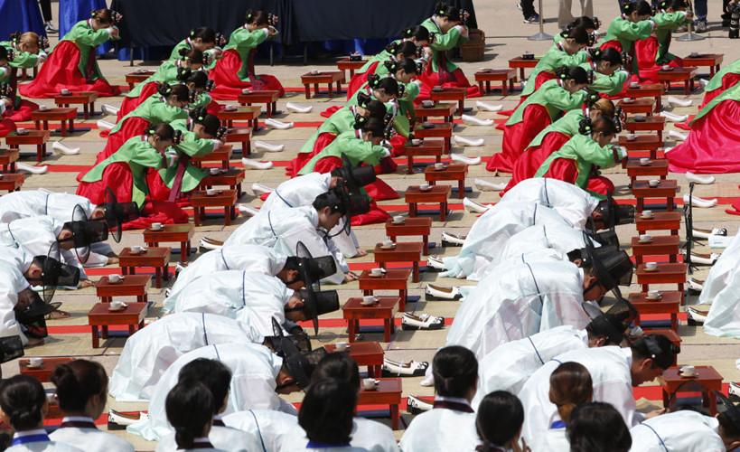 Ngày lễ trưởng thành ở Hàn Quốc