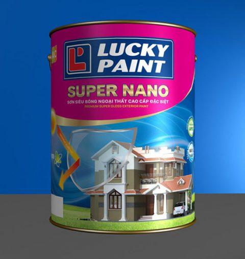 Màu sơn nhà ngoài trời đẹp giúp kích thích thị giác