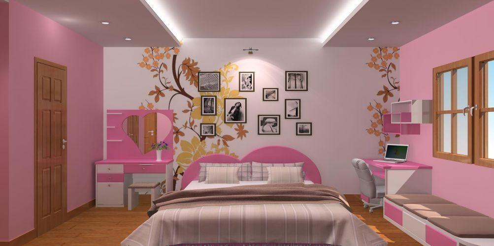 Bí quyết chọn màu sơn phòng ngủ đẹp và hot nhất năm 2017