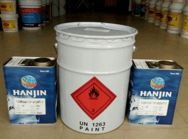 Top 3 Sản phẩm sơn epoxy tự phẳng được sử dụng nhiều nhất hiện nay