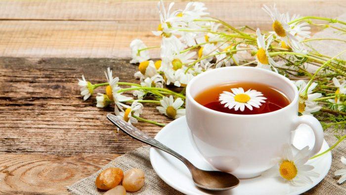 Những tác dụng tuyệt vời của trà hoa cúc