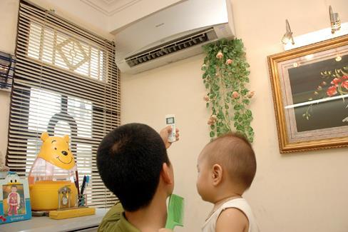 Điều hòa giúp cân bằng không khí trong nhà của bạn