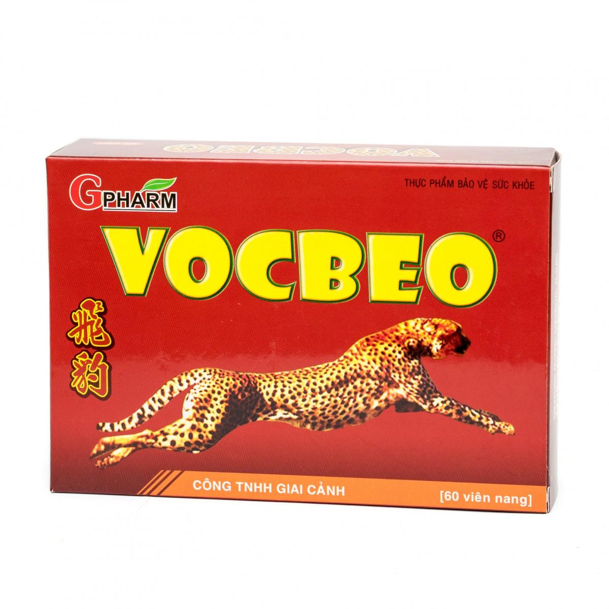 Vocbeo - Khớp dẻo dai, xương chắc khỏe