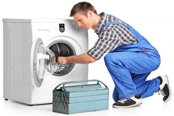 Máy giặt báo lỗi EC5