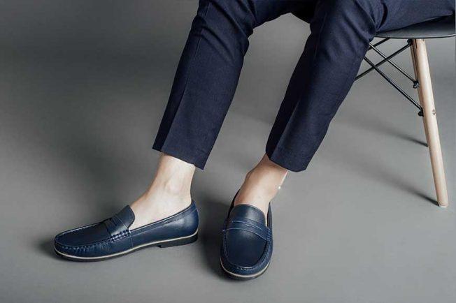 Chọn giày nam phù hợp với bản thân
