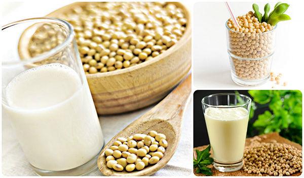 Tác dụng cân bằng nội tiết tố của mầm đậu nành
