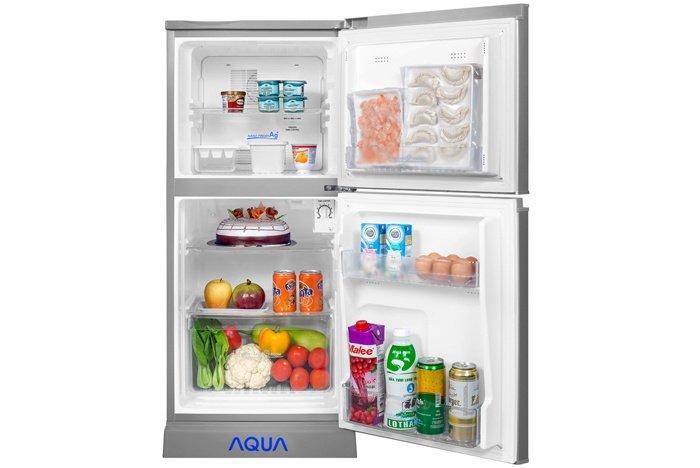 Tủ lạnh Aqua được sản xuất bởi công nghệ hiện đại của Nhật Bản
