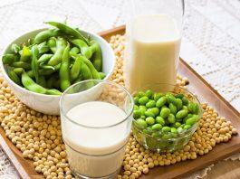 Cách uống mầm đậu nành để giảm cân