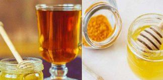 Hướng dẫn cách sử dụng mật ong và tinh bột nghệ trong việc điều trị bệnh