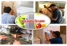 Dịch vụ sửa tủ lạnh hitachi tại Hà Nội - nhanh chóng hiệu quả