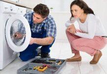 Nguyên nhân và cách khắc phục máy giặt Electrolux đang giặt thì dừng lại