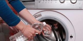 Cách làm sạch máy giặt cửa ngang hiệu quả trong vài nốt nhạc
