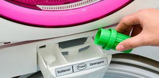 Bạn đã biết cách cho nước xả vào máy giặt đúng chuẩn