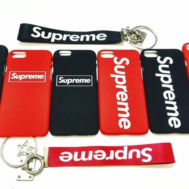Ốp điện thoại dòng Supreme