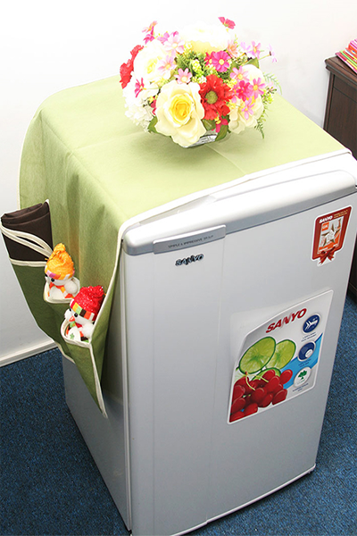 Để tủ lạnh trong phòng ngủ có tốt không?