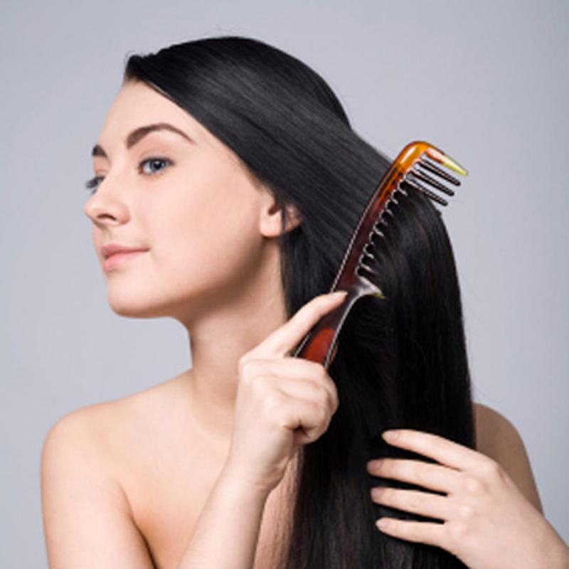5 bước đơn giản để có mái tóc bóng mượt