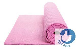 Sản phẩm thảm tập Yoga PVC không sử dụng các loại chất liệu độc hại nên hoàn toàn an toàn cho người sử dụng