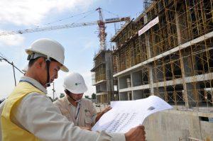 Ngành xây dựng ngày nay trở thành một ngành nghề có tiềm năng và tương lai phát triển lớn