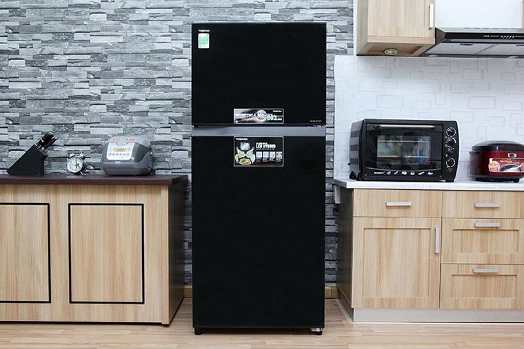 Thực phẩm được bảo quản trong tủ lạnh Panasonic