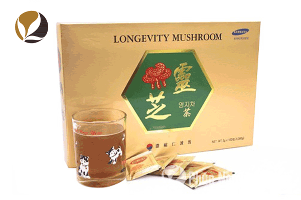 Mua trà linh chi – nấm linh chi ở đâu chất lượng?
