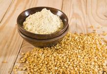 Uống bột đậu nành có giảm cân không?