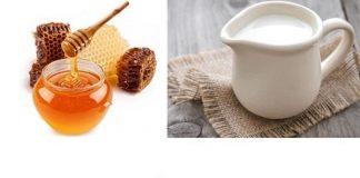 Mặt nạ tinh bột nghệ và mật ong giúp trị mụn hiệu quả