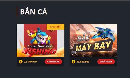 Game bắn cá đổi thưởng đang thu hút người chơi