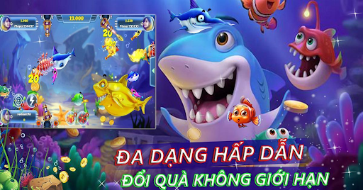 Bắn cá đổi thưởng, trò chơi được yêu thích nhất tại thoidaithongtin