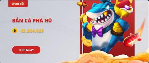 Game Vua bắn cá tại thoidaithongtin có tên gọi khác là bắn cá phá hũ