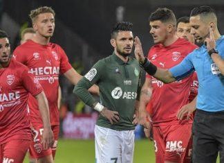 Nimes đang tỏ ra thiếu ổn định so với đối thủ St Etienne