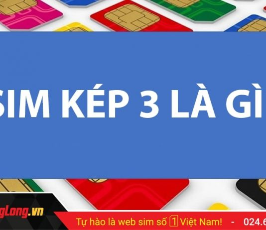 Kho Sim kép 3 Sim Thăng Long giá chỉ từ 499K!