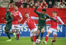 Reims sẽ phải thi đấu vất vả trước đối thủ mạnh như Monaco