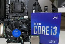 Thế hệ chip mới từ nhà Intel