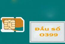 Đầu số 0399 do Viettel quản lýĐầu số 0399 do Viettel quản lý